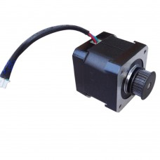 High Quality 2 Phase 4 TVL Stepper Motor 42 Stepping Motor 42H40HM-0504XXL4 for CNC
