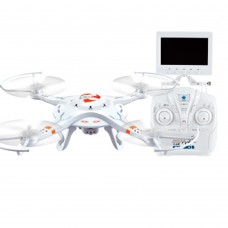 Cheerson CX-32W RC Drone 4-Axis 2.4G Remote Control Quadcopter with HD 2Megapixel WIFI Camera UAV