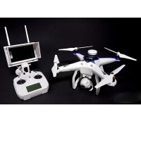 "Cheerson CX22 5.8G FPV 4-Axis Quadcopter Frame w/7"" Monitor Remote Control Camera RC UAV Multicopter"