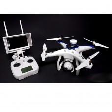 "Cheerson CX22 5.8G FPV 4-Axis Quadcopter Frame w/7"" Monitor Remote Control Camera RC UAV Multicopter"