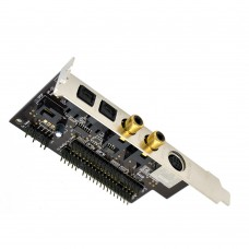 Music Hall Elfidelity Coaxial Optical Fiber Expansion Sub Card X-Fi Audigy A2 Series Interface Expansion for DIY