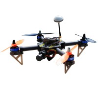 Star Power Jumper 260Plus1 258mm 4-Axis Quadcopter Frame Kit with Flight Control for RC FPV Multicopter