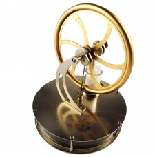 High Quality Temperature Stirling Engine Motor Model Cool No Steam Education Toys Child Kid Gifts