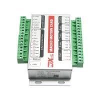 Mini Version Upgrade XHC MK3 CNC Mach3 USB 4 Axis Motion Control Card Breakout Board 200KHz Support Windows 7