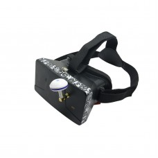 "3D Glasses 7V-13V Goggle 4.3"" Field Monitor 32CH with Fan Antenna for FPV Multicopter"