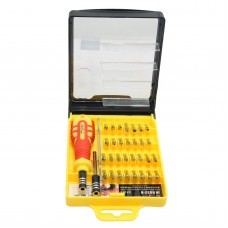 33 in 1 JK 6032-B Interchangeable Precise Manual Tool Set Allen Key Hex Wrenches Screwdriver Bits Set