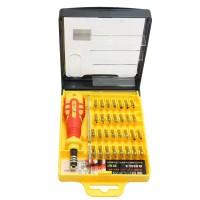 Multifunction Screwdriver Set JK 6032-A 32in1 Professional Hardware Screw Driver Tool Kit for Computer Home Repair