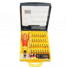 Multifunction Screwdriver Set JK 6032-A 32in1 Professional Hardware Screw Driver Tool Kit for Computer Home Repair
