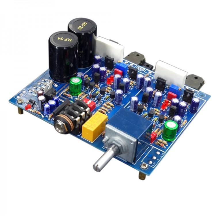 Top 10 Punto Medio Noticias   Diy Audio Amplifier Class A