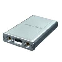 E17 ClassAA Portable Headphone Amplifier USB OTG Decoder DAC Dual Battery HIFI Audio AMP for DIY