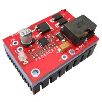 2-4 String 2 3 String Lithium Iron Phosphate Battery Charger Board MPPT Solar Controller CN3722 w/Heat Sink