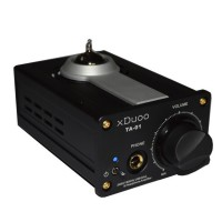 XDUOO TA-01 24Bit/192Khz USB DAC Flac Professional HIFI Music Headphone Amplifier USB DAC Tube AMP Class A BUF
