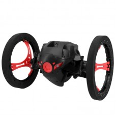 Bounce Car RC 4CH 2.4GHz Jumping Sumo RC Car with Flexible Wheels Remote Control Robot Car