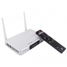 ZIDOO X9 Smart Android TV BOX MSTAR MSO9180D1R CPU 2GB/8GB 802.11n WIFI 7.1 Passthrough Bluetooth 4K H.265 USB3.0