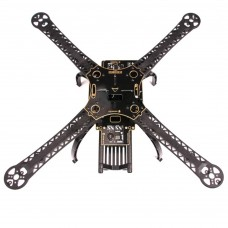 SK480 EVO 480mm Quadcopter Frame with PCB Center Board & Landing Gear for FPV