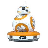 Sphero BB-8 Star Wars RC Robot App-Enabled Smart Bluetooth Control Robot for DIY