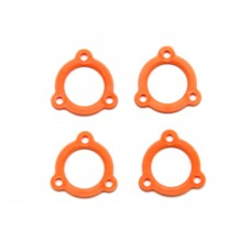SKY-HERO ANAKIN 280 Quadcopter Spare Part Plastic Gasket Washer Orange SKH06-001- 4Pack