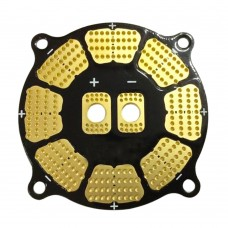 Mini 210A Large Current Power Distribution Board for 12S Battery UAV Airplane