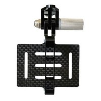 F10043 Carbon Fiber Camera Gimbal Mount FPV Shock Absorber Damping PTZ for DJI Phantom Multicopter Gopro Hero 3 FS