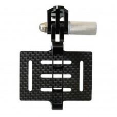 F10043 Carbon Fiber Camera Gimbal Mount FPV Shock Absorber Damping PTZ for DJI Phantom Multicopter Gopro Hero 3 FS