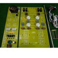 Unassembled Kondo-KSL-M7 Preamp Electronic Tube Circuit Board Kit for Audio DIY