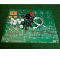 Unassembled Music Hall Luxury Tube Preamp Phono Circuit Board Kit KONDO(AUDIONOTE)M77 for DIY