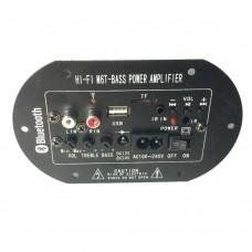 M6T Bass Power Amplifier Board HIFI 12V Main Board 220V Car Subwoofer for DIY