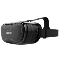 Omiom Virtual Reality Glasses 3D Video VR Glasses Helmet Head Mount for Android Movies Games