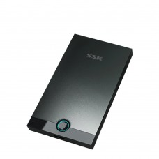 SSK SHE085 Mobile Hard Disk Box HDD Caddy HDD Case for SATA Serial Port 2.5inch USB3.0 HDD Enclosure