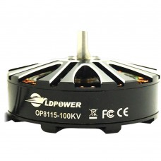 LDPOWER OP8115 KV100 Motor Multi-Rotor for RC Aircraft Multicopter FPV