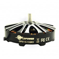 LDPOWER OP8110 KV135 Motor Multi-Rotor for RC Aircraft Multicopter FPV