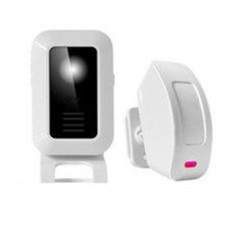 KERUI Welcome Device Shop Store Home Welcome Chime Wireless Infrared IR Motion Sensor Door Bell Alarm Entry Doorbell