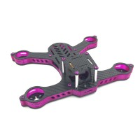 GE-FPV SIGAN 180 180mm 4-Axis Carbon Fiber Mini Racing Quadcopter Frame 10mm Internal Height for FPV