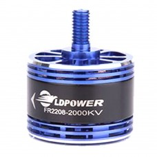 LDPower FR2208 1500KV Brushless Motor CW CCW for FPV RC Multicopter 1-Pair