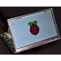 Raspberry Pi 7 Inch LCD Screen HDMI HD 1024 * 600 Display Module Kit with Housing Bracket