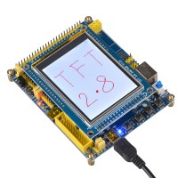 TFT LCD 2.8inch Display Module 4-Wire Resistive Touch Panel 240x320 Dots with PCB Module for DIY