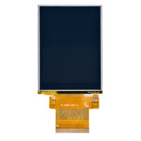 TFT 2.8 inch Color Display 240x320 Dots 4-Wire Resistive Touch Panel Module for DIY