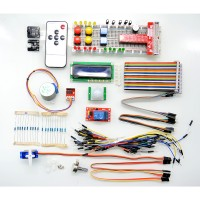 Full Function GPIO Expansion Board Starter Kit for Raspberry PI 2 Model B B+ A+ DIY
