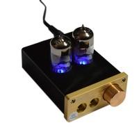 Music Hall 6J9 Vacuum Tube Integrated Amplifier Mini Audio HiFi Stereo Headphone Amp DIY