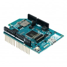 Arduino WiFi Shield 5V Expansion Board Linux Development Board with SD Card Slot for DIY