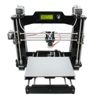 Prusa I3 Series 3D Printer Geeetech M201 2-In-1-Out Version High Resolution Impressora LCD
