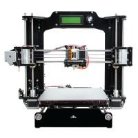 Geeetech Prusa I3 X 3D Printer Diy Full Acrylic Frame High Precision Impressora Kit 1Kg Filament LCD Screen