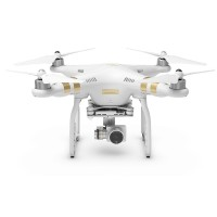 DJI Phantom 3 Professional RC Drone QuadCopter with 4K HD Camera & Gimbal Extra Battery