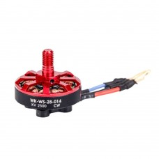 Walkera Runner 250 Advance Drone Accessories Parts Brushless Motor CW 250(R)-Z-09 (WK-WS-28-014)