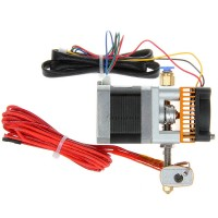 3D Printer Head MK8 Extruder J-Head Hotend E3d Nozzle Feed Inlet Filament