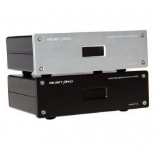 GUSTARD U12 XMOS USB to Spdif Converter DAC/0.1PPM /Support 384KHZ DSD64/DSD128 Silver