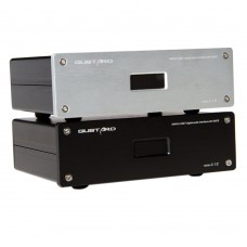 GUSTARD U12 XMOS USB to Spdif Converter DAC/0.1PPM /Support 384KHZ DSD64/DSD128 Black