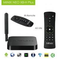 MINIX NEO X8-H Plus Android TV Box Amlogic S812 Quad Core 2.0GHz 2G/16G 802.11ac 2.4/5GHz WiFi XBMC IPTV Smart TV