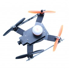 "L160-1 Quadcopter Frame with Flight Controller Camera Motor 4.3"" Monitor Kit for FPV ARF Version"