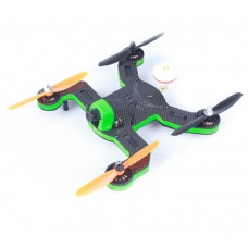 SEXTANTIS-Frog Mini 4-Axis Carbon Fiber Quadcopter Kit w/ESC Motor UAV for FPV BNF Version